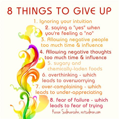 8 Things To Give up To Enjoy A Happier Life