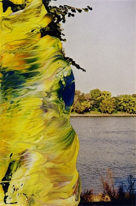 Overpainted Photographs by Gerhard Richter — Artistic Odyssey