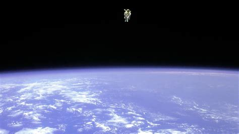 Bruce McCandless, First Astronaut To Fly Untethered In