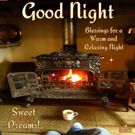 Blessings For A Warm And Relaxing Night! Pictures, Photos