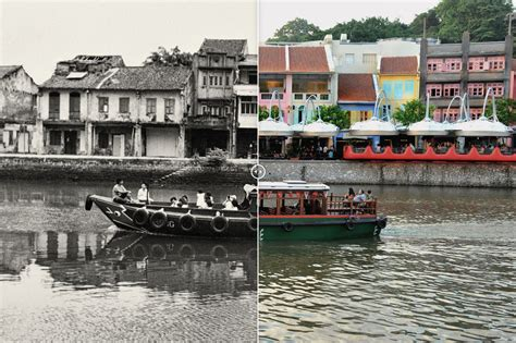 Singapore Slider: Then & Now | The Straits Times