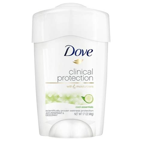 Dove Clinical Protection Cool Essentials Antiperspirant