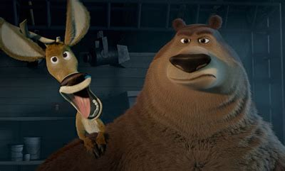 Open Season 3D Review | FirstShowing
