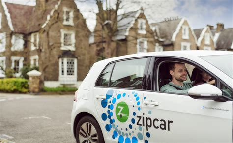 Join Zipcar for Business and get £60 driving credit