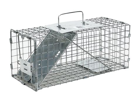 Humane Mink Traps - Live Trapping Mink