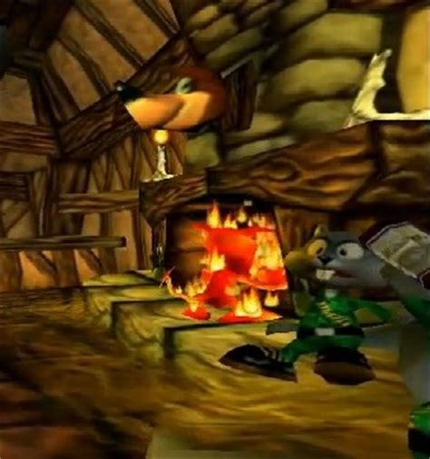 Conker's Bad Fur Day - Game - View Single Trivia - VGFacts