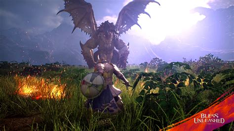 Bandai Namco announces Free-to-Play MMORPG Bless Unleashed