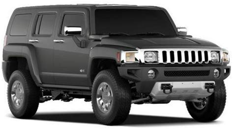 Hummer H3 SUV Price, Specs, Review, Pics & Mileage in India