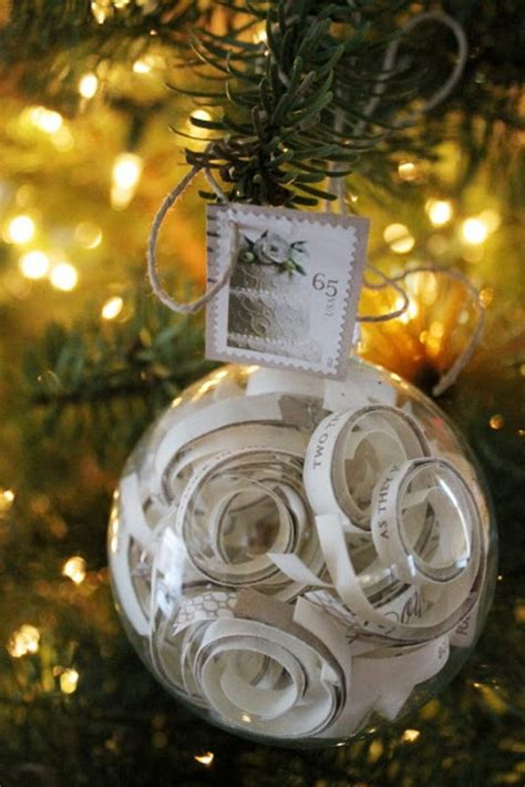 25 Most Spectacular And Unique Christmas Ornaments Ideas