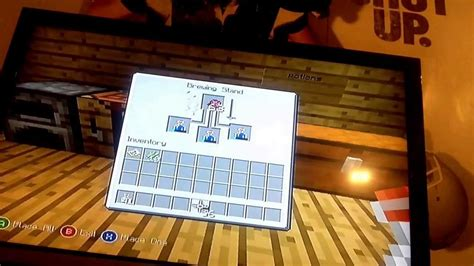 How to make potion of weakness minecraft xbox 360 edition