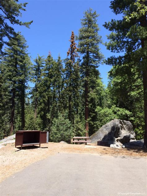 Sunset Campground / Sequoia NP ,Three Rivers ,California