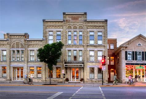 Cedarburg Has More Than 200 Buildings On the National
