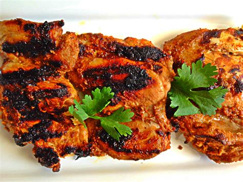 Easy Grilled Chicken - Indian-style | Big Apple Curry