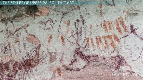 Art in the Upper Paleolithic Era: Examples & Style