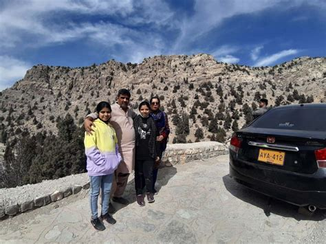 A Family Visit to Quetta and Ziarat