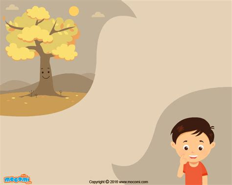 Why do leaves fall off trees? - Answer Me | Mocomi Kids