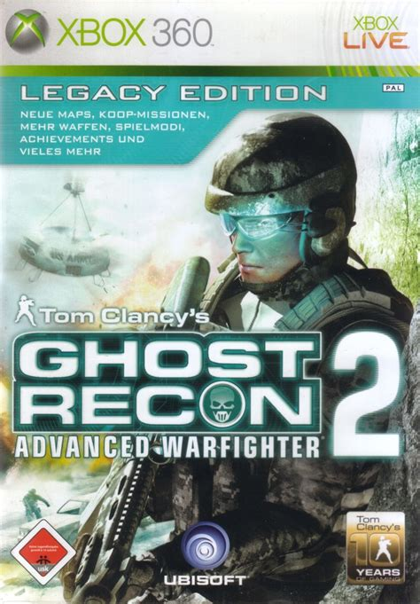 Tom Clancy's Ghost Recon: Advanced Warfighter 2 - Legacy