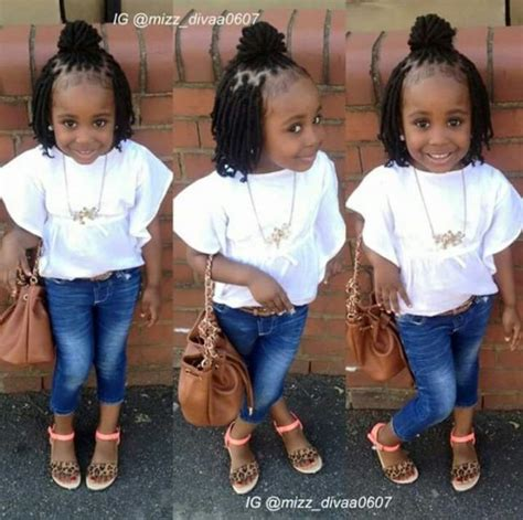 10 Cute & Trendy Back to School Natural Hairstyles for