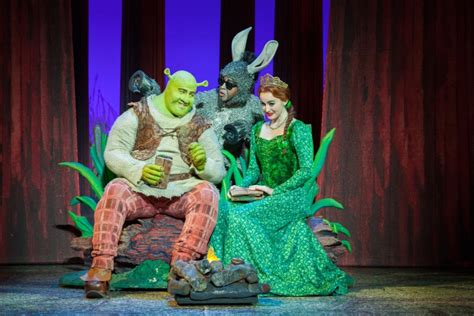 Shrek The Musical First Performance in June at MBS