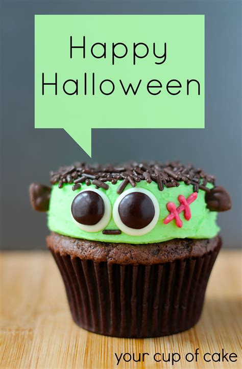 Happy Halloween! - Your Cup of Cake