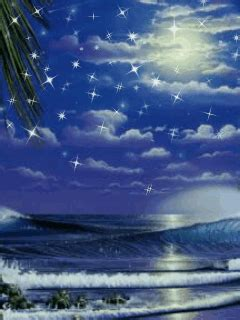 Download Shining Stars Animated Wallpaper - Mobile